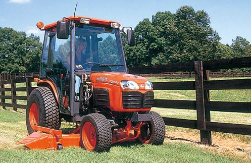Kubota B3030 Tractor Key Features