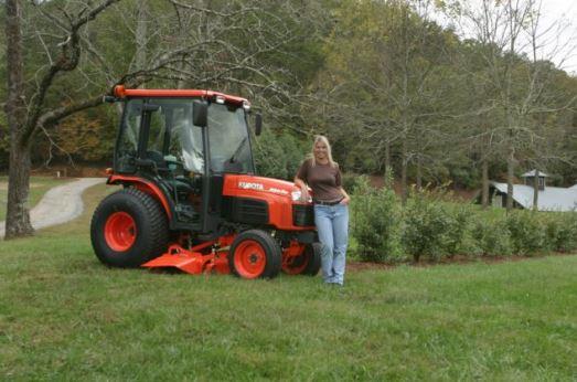 Kubota B3030 Tractor Specifications