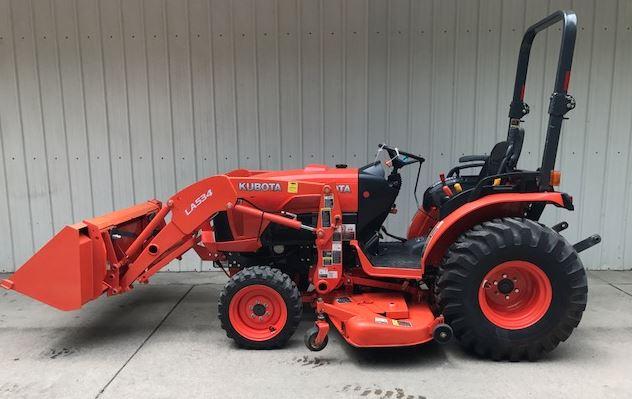 Kubota B3350 Tractor Price