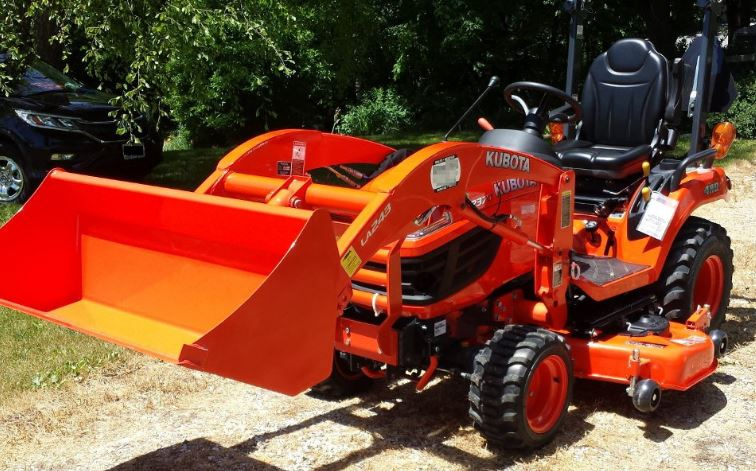Kubota BX2370 Sub Compact Tractor Specifications
