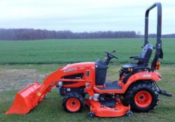 Kubota BX2370 Sub-Compact Tractor Specs Overview