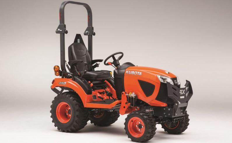 Kubota BX2380 Sub Compact Tractor
