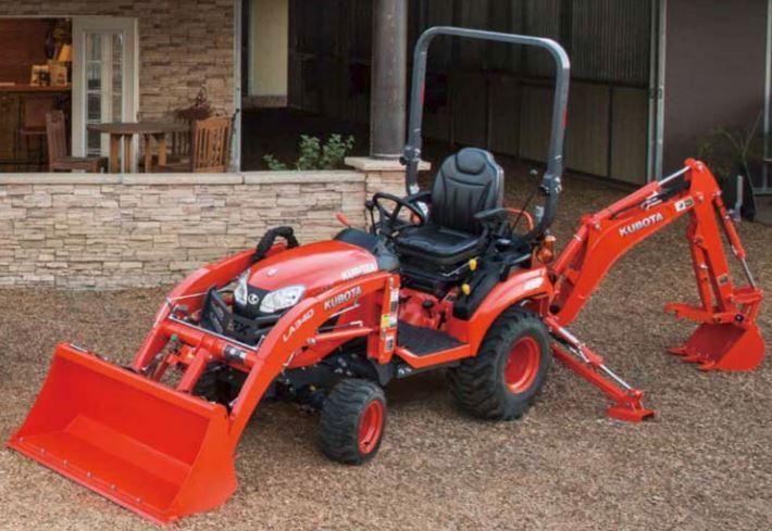 Kubota BX23S Sub Compact Tractor