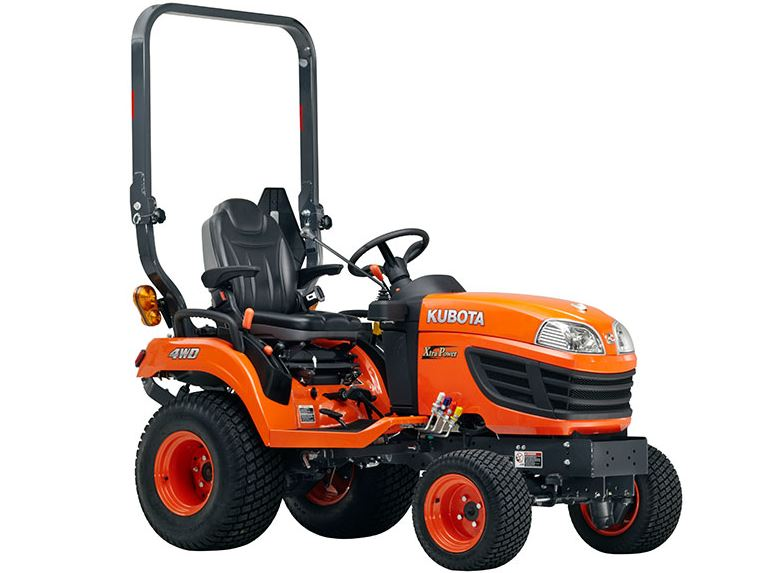 Kubota Bx3070 Mini Tractor Features