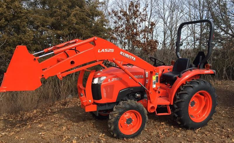 Kubota L2501 Price, Specification, Review, Attachments Features