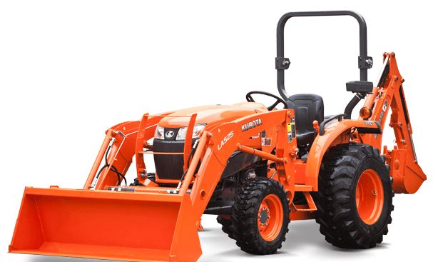 Kubota L3301 Compact Tractor Attachments