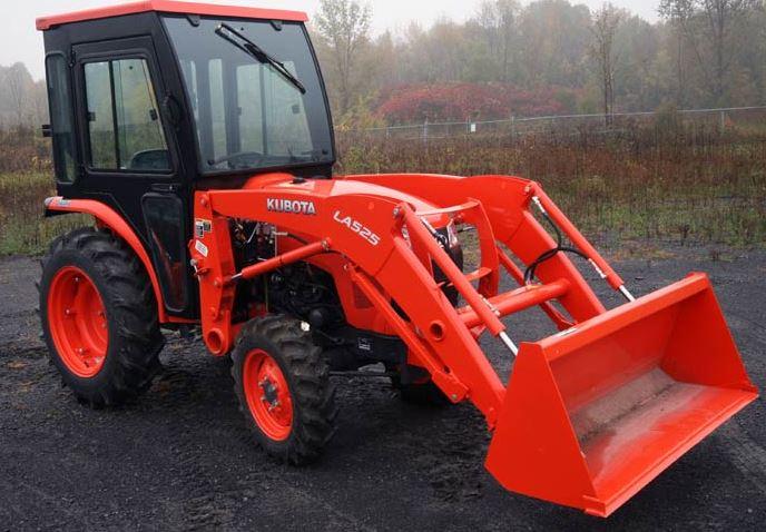 Kubota L3301 Compact Tractor price
