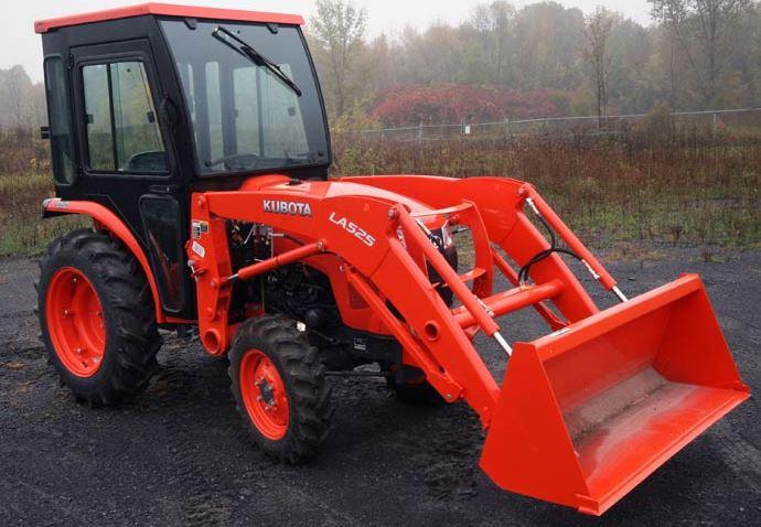 Kubota L3901 Compact Tractor price