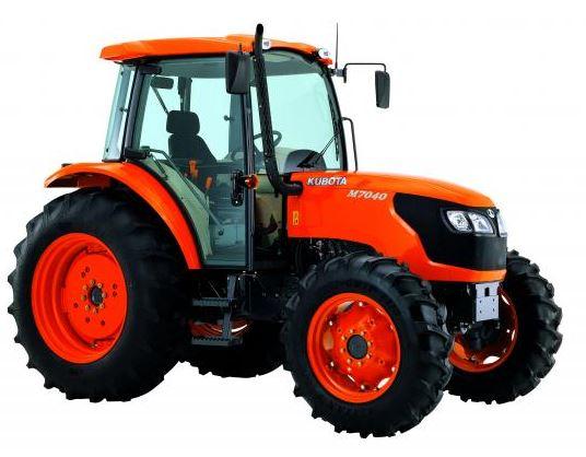 Kubota M7040 Tractor price