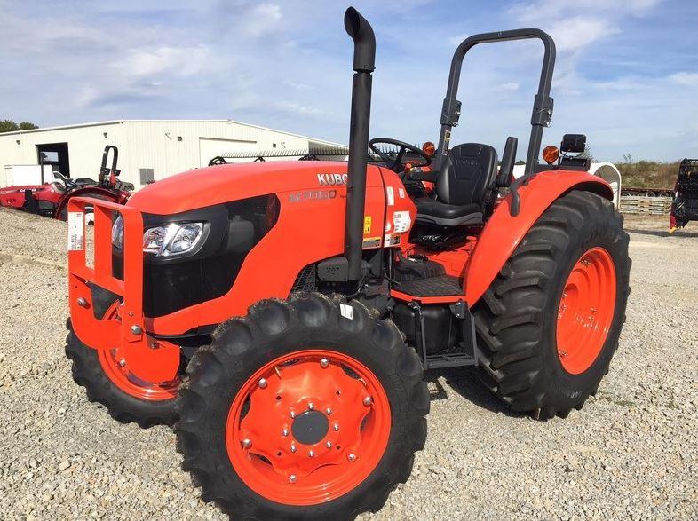 Kubota M7060 Tractor price