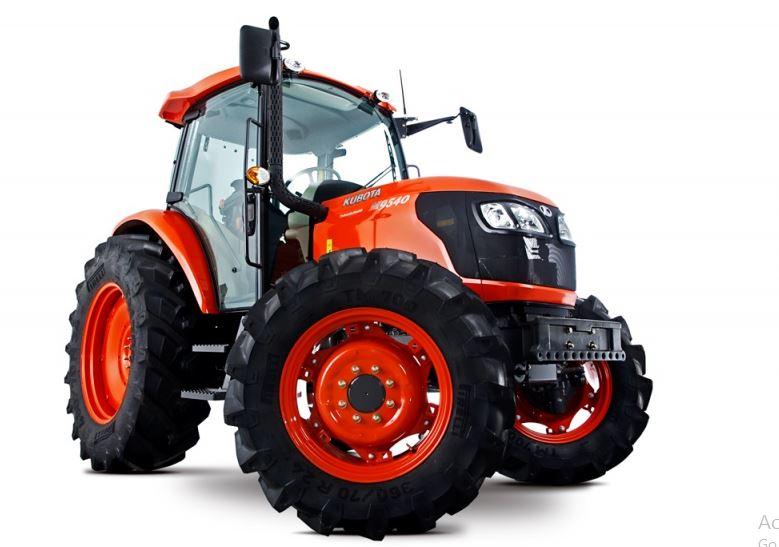 Kubota M9540 Tractor Specs Overview