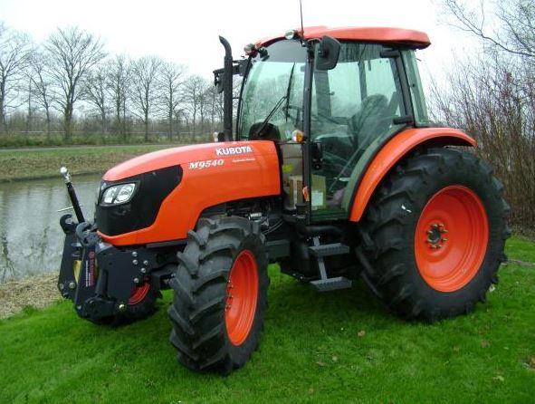 Kubota M9540 Tractor price
