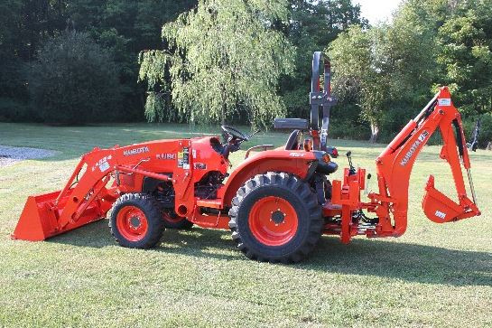 Kubota l3200 Compact Tractor price