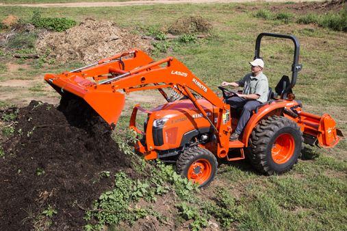 L2501 Kubota Compact Tractor Price