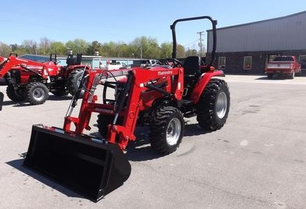 Mahindra 2538 HST Tractor