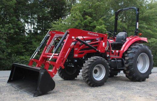 Mahindra 2555 Shuttle Tractor