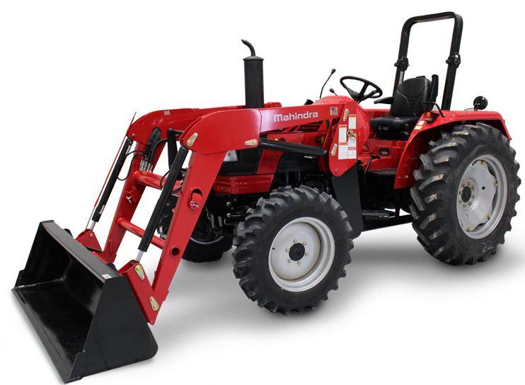 Mahindra 5545 Tractor