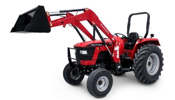 Mahindra 5555 2WD Tractor
