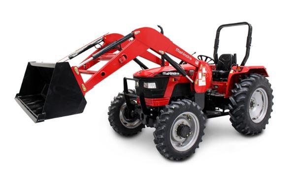 Mahindra 5555 4WD Tractor