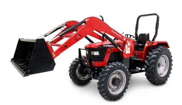 Mahindra 5570 4WD Tractor