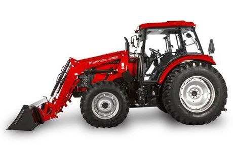 Mahindra m105XLSERIES 105 HP Tractor Specifications Price
