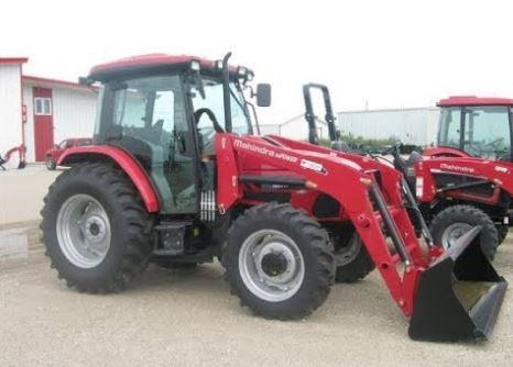 Mahindra mPOWER 75P Tractor