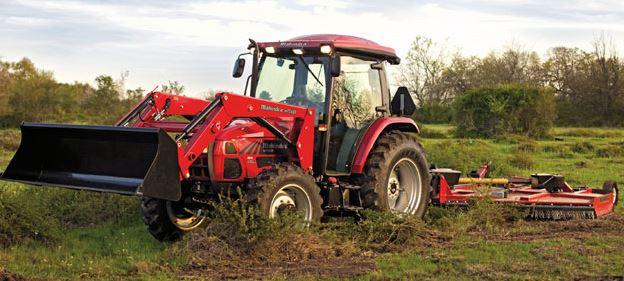 Mahindra mPOWER 85 Tractor