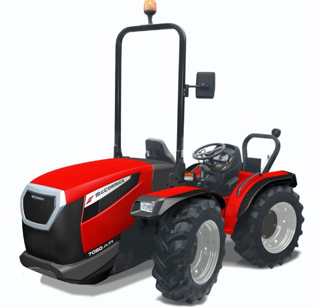 McCormick 7080 IS-AR Tractor