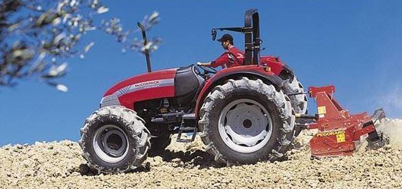 McCormick B75 Max TIER 2 Tractor
