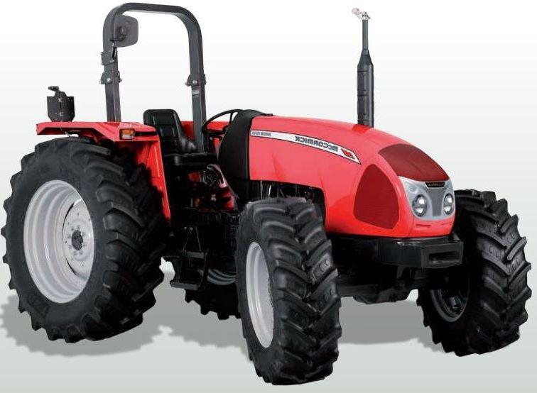 McCormick B75B Max TIER 0 Tractor