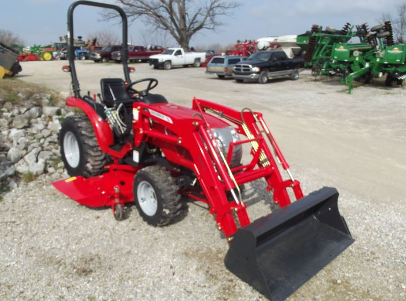 McCormick X1.25 Sub Compact Tractor