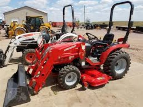 McCormick X1.25H Sub Compact Tractor