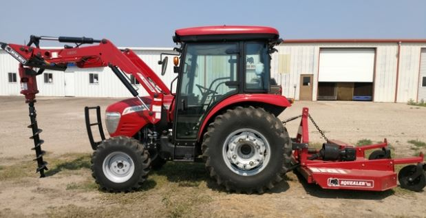 McCormick X1.55HC Compact Tractor