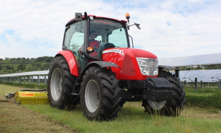 McCormick X4.20m Tractor