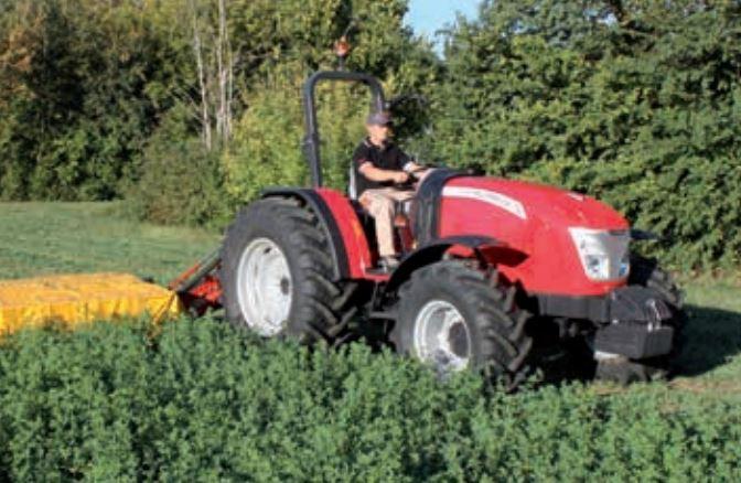 McCormick X4.30m Tractor
