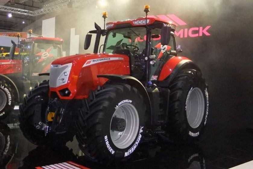 McCormick X8.660 VT DRIVE