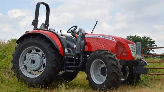Mccormick X4.50FV Tractor