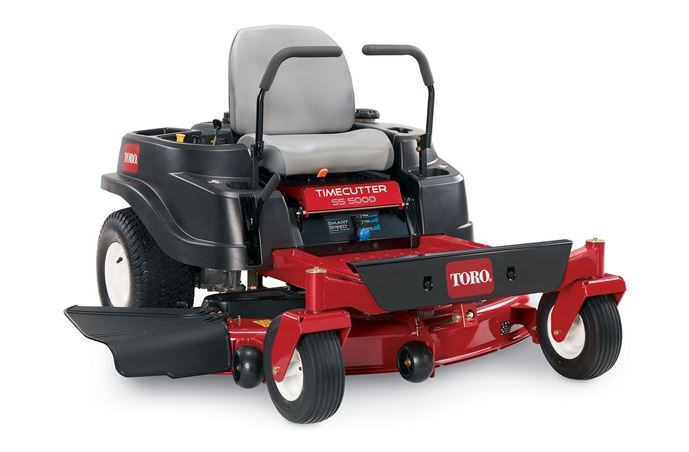TORO TimeCutter SS5000 Zero Turn Riding Mower Price & Specifications