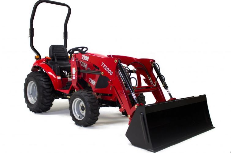 TYM T234 HST Sub-Compact Utility Tractor Price Specs & features