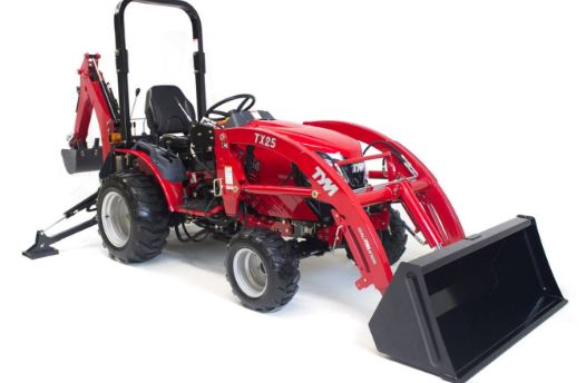 Tym T254 GEAR compact Tractor