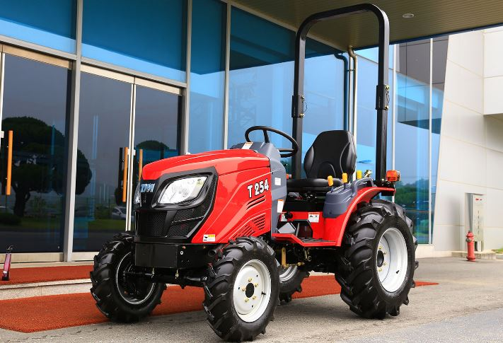Tym T254 HST compact Tractor