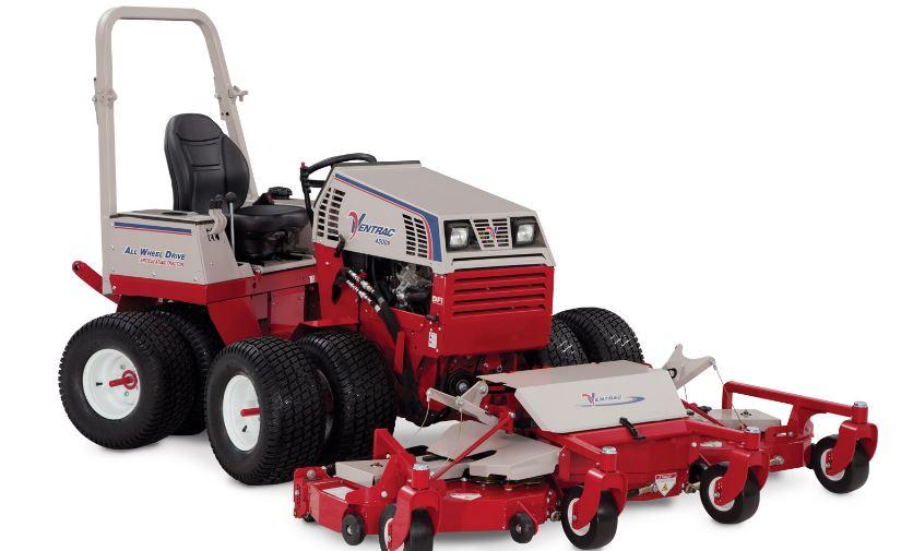 Ventrac 4500P Tractor