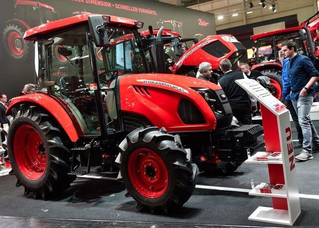 Zetor Hortus CL 65 Tractor