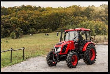 Zetor MAJOR CL 60 Tractor