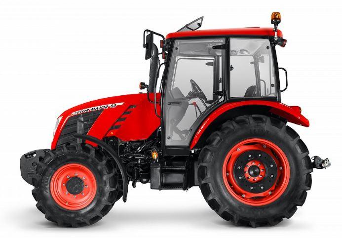 Zetor MAJOR CL 80 Tractor