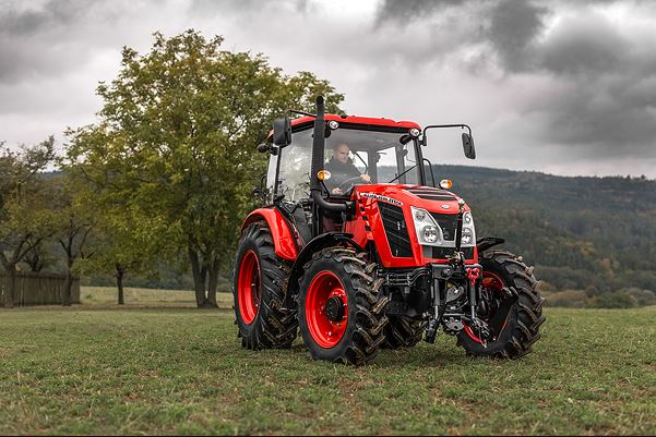 Zetor MAJOR HS 80 Tractor