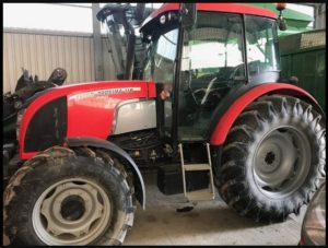 Zetor Proxima Power 110 Tractor