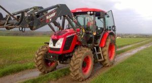 Zetor Proxima Power 90 Tractor
