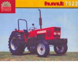 HMT 7522 tractor