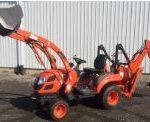 Kioti CS 2410 Sub-compact Tractor